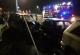 Массовое ДТП произошло в Бресте (фото)