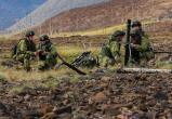 Российские военные нечаянно обстреляли село во время учений