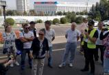 В Казахстане прошли антикитайские митинги (видео)