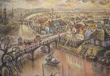 Выставка «Старый Брест - крепость» проходит в Музее обороны Брестской крепости (фото)