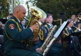 Парад оркестров стартовал на 1000-летие Бреста (фото)