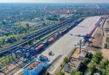 БЖД завершила модернизацию контейнерного терминала станции Брест-Северный