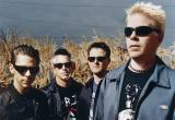«The Offspring» выступят на праздновании Дня танкиста в Минске