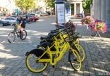 Минский велошеринг придет в Брест