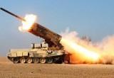Российские военные показали стрельбы из ТОС «Солнцепек» и РУР «Змей Горыныч»