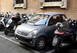 Парковочное место в Италии можно оплатить молитвой