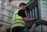 Пылесосы для воздуха установили на немецких улицах (видео)
