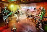 Посмотрите, как роботы играют рок (видео)