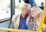 Сегодня пенсионеры могут бесплатно ездить в общественном транспорте