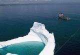 Канадец продает воду из айсбергов (видео)