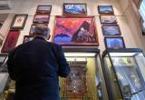 Страсти по Рериху: мемориальный кабинет, оголенный кабель и музей в Нукусе