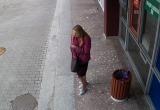 В Бресте разыскивают женщину, которая могла найти чужую сумку (видео)