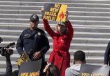 Голливудскую звезду Джейн Фонду арестовали за участие в климатическом митинге