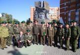 Новый памятный знак пограничникам появился в Пинске
