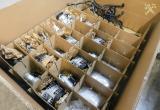 Брестские таможенники нашли в фуре контрабандные автозапчасти на 880 тыс рублей (видео)