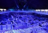 Музыкальное и световое шоу, лазерная проекция... В музее «Берестье» прошел необычный вечер (Видео)