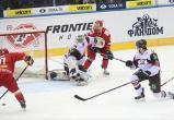 Хоккей: Сборная Беларуси выиграла турнир в Латвии