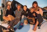 Экоактивистка Грета Тунберг поедет на катамаране из США в Испанию