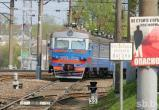 Мужчине оторвало поездом ногу в Оранчицах