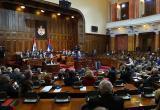 В Сербии Лукашенко нарушил протокол (видео)