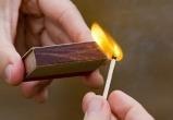 В Новополоцке мужчина хотел сжечь жену и попал за решетку