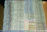 Через белорусскую границу пытались незаконно провезти 500 тысяч рублей