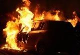 Машина брестчанина сгорела на следующий день после ремонта