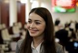 Мария Василевич рассказала о первом дне в парламенте: «макияж делала сама»