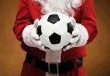 В Бресте новогоднюю елку украсят футбольным мячом