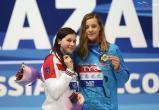 Лукашенко поздравил брестскую пловчиху с победой на чемпионате Европы