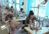 Швейный цех появится в школе-интернате в Пинском районе