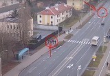 Мальчика сбили на пешеходном переходе в Кобрине: страшное видео