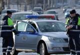 ГАИ будет активно проверять на трезвость водителей и пешеходов