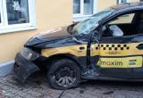 Брест: подробности аварии с участием такси