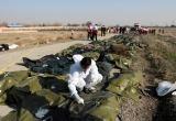 Украинский самолет мог разбиться из-за иранской ракеты (видео)