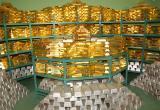Золотой запас Беларуси пополнился на одну тонну за прошлый год