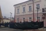 В Пинске рабочий погиб на стройке