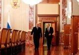Путин встретился с новым правительством России (видео)