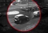 В Могилеве 9-летний мальчик угнал машину отца (видео)
