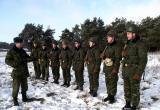 Резервистов внезапно забрали на сборы для проверки боеготовности армии