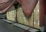 Белорусская фура перевозила контрабанду сигарет почти на миллион евро