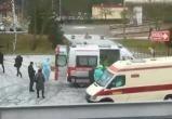 Коронавирус в Бресте: медики проводят учения (видео)