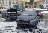 В центре Минска произошло крупное ДТП