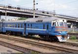 В Бресте поезд насмерть сбил молодого человека
