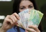 В Беларуси средняя зарплата упала сразу на 120 рублей