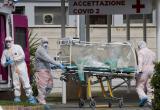 В Италии за день от коронавируса умерли почти полсотни человек