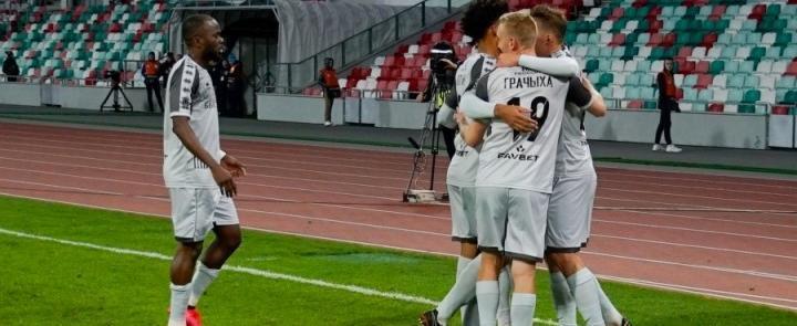 Брестский «Рух» нанес поражение минскому «Динамо»