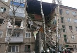 В Подмосковье подъезд многоэтажки обрушился из-за взрыва газа (видео)
