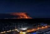 Пожар в Чернобыльской зоне вплотную подошел к хранилищам радиоактивных отходов (видео)