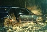 В Бресте мужчина чуть заживо не сгорел в машине
